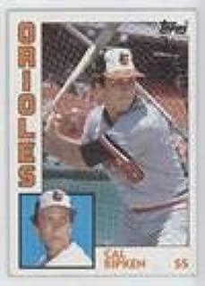 Cal Ripken Jr. (Baseball Card) 1984 Topps - [Base] #490