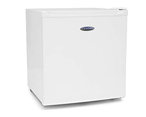 IceKing TF40W 40 Litre Table Top Mini Freezer A+ Energy (White)