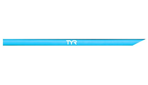 TYR Silicone Hand Paddle Replacement Swimming Equipment, Blue, All