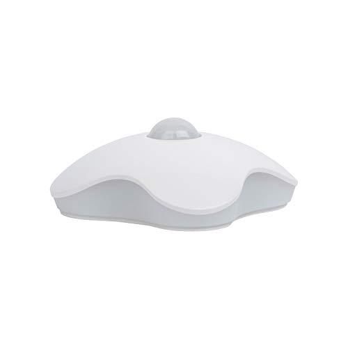 Luz de Noche LED recargable con Sensor de Movimiento, perfecta para pasillo y armarios. Lámpara nocturna interior con USB. Quitamiedos infantil automático, ideal para niños y habitación del bebé