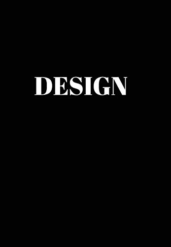 Compare Textbook Prices for Design: Hardcover Black Decorative Book for Decorating Shelves, Coffee Tables, Desk, Bookcase, Living Room, Office, Home Accents  ISBN 9781951373849 by Murre Book Decor