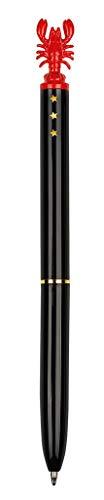 moses. 80638 Hummer Kugelschreiber Cook & Style, Stift aus Metall, in einer Geschenkschachtel