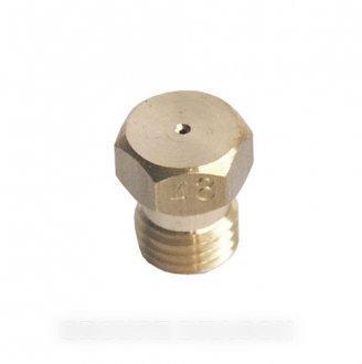 Ariston–Injector Gas Butan Auxiliare Ø 50Für Kochfeld Ariston