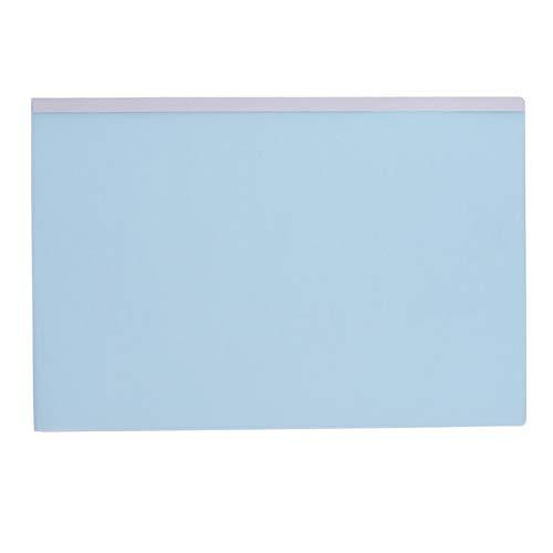 Aibecy Película de copia transparente Hoja de película protectora 27.2x18.3cm/10.7x7.2in para tabletas gráficas de dibujo
