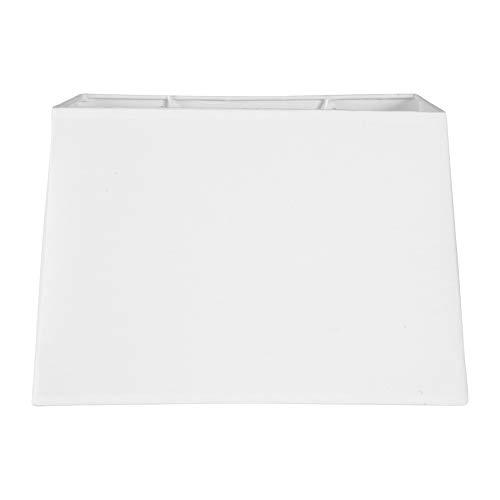 Ostaria Pantalla lámpara rectangular, Color Blanco