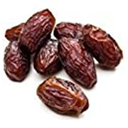 Majestic Palms Medjool Dates, A Delicious Snack Anytime, Net Wt 1 lb, NON GMO Verified
