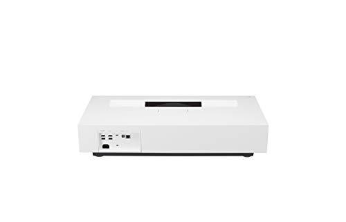 LG Beamer HU85LS bis 304,8 cm (120 Zoll) CineBeam Laser 4K Projektor (2700 Lumen, HDR10, webOS 4.5), weiß