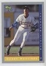 Gabby Martinez (Baseball Card) 1993 Classic Best Minor League - [Base] #283