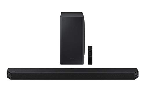 SAMSUNG HW-Q900T 7.1.2ch Soundbar with Dolby Atmos/ DTS:X and Alexa Built-in (2020), Black (Electronics)