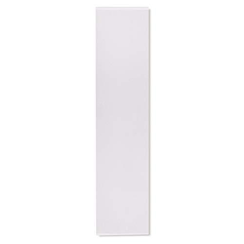 Happy Home Schiebevorhang PIA B/H: 60/245 cm halbtransparenter Flächenvorhang (weiß)