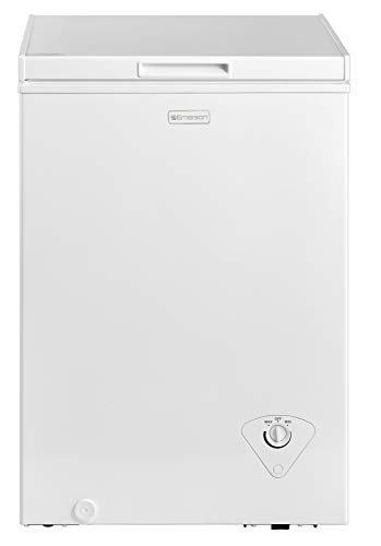 Emerson CF351 3.5-Cu. Ft. Chest Freezer