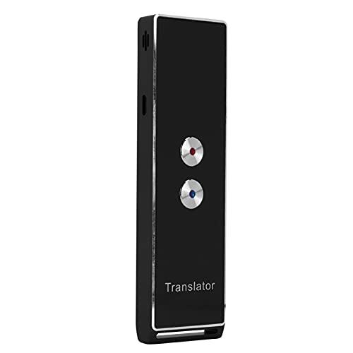 Tonysa Traductor de voz inteligente con 40 idiomas, transductor de voz, Bluetooth en tiempo real...