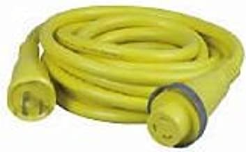 Hubbell hbl61cm03W Marine Cable, 25', 30Amp, 125V, color blanco