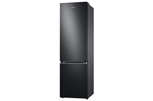 Samsung Elettrodomestici RB38T705CB1/EF Frigorifero Combinato RB7300T, 385 L, Black Matte