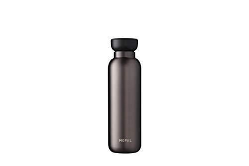 Mepal Thermo Ellipse 500 ml de Titanio – Mantiene Las Bebi