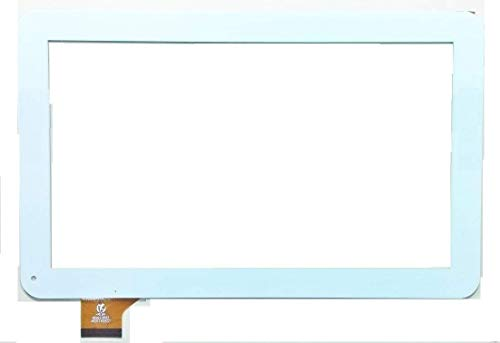vetro tablet majestic ULDAN Touch Screen Majestic Tab 301 3G Vetro Tablet Digitizer 10.1 Bianco -