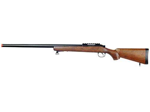 Well MB03 Airsoft Sniper Rifle - Wood