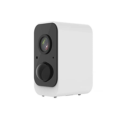 JOJOJOY HD WIFI Cámara Monitoreo inalámbrico Seguridad PIR Cámara recargable Cuerpo detección de movimiento visión nocturna Voz Intercomunicador Videocámara