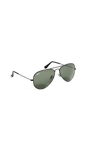 Ray-Ban MOD. 3025 Ray-Ban Sonnenbrille MOD. 3025 Aviator Sonnenbrille 58, Schwarz