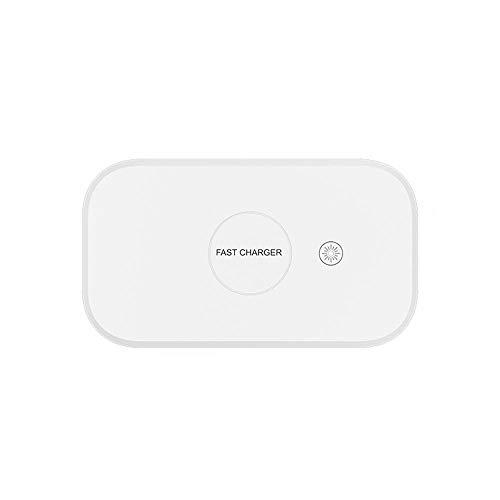 10W Draadloze Oplader UV-Box Sanitizing Multifunctionele Desinfectie Doos voor Masker voor Mobiele Telefoon Sterilizer Kleur: wit