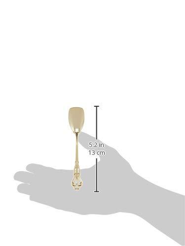 佐藤金属興業 SALUS ラセール ゴールド アイスクリームスプーン 日本製