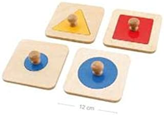 HABA Single Shape Puzzles Montessori