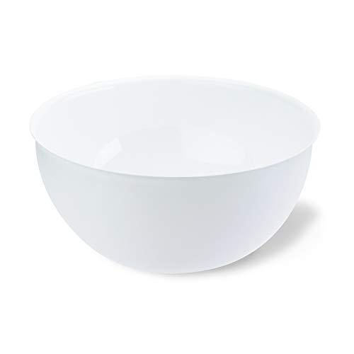koziol Schüssel Palsby L, Kunststoff, weiß, 30 x 30 x 14.6 cm