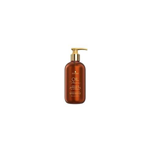 Champú de Oil Ultra, argán y barbarie para cabellos normales y gruesos, 300 ml