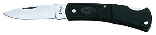 CASE XX WR Pocket Knife Caliber Small Lockback Item #156 - (Lt 1225 L SS) - Length Closed: 3 Inches