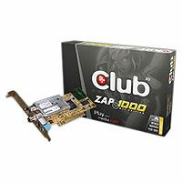 Club-3D ZAP TV1000MCE TV Tuner PCI