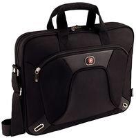 """Wenger 600644 Administrator - Mochila con compartimento acolchado para portátiles (15.4"""") color negro"""