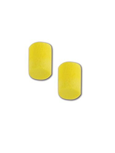 E-A-R by 3M 10080529900002 390-1000 Classic Disposable Foam Uncorded Earplug Bulk Packs, One Size Fits All (Pack of 200)