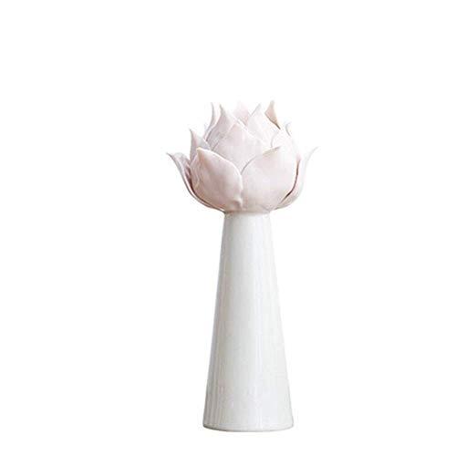 Ornamenten Kaarsenstandaarden Nordic stereoscopische Keramiek Kandelaar Creative Slaapkamer Aromatherapie Candle Ornamenten Kandelaar