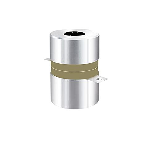 XUNLAN Durable 40KHZ 120kHz 50W Transductor ultrasónico de Doble frecuencia Usado ampliamente en la Lavadora de Limpiador de ultrasonido Wearable (Color : 50W 40KHz120KHz)