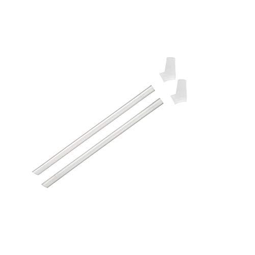 CAMELBAK Unisex– Erwachsene Eddy+ Bite Valves and Straw, Clear, schwarz, One Size
