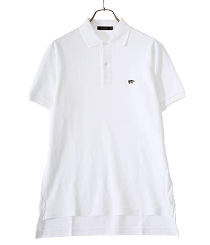 [サイ ベーシックス] Cotton Pique Polo Shirt オフホワイト 40