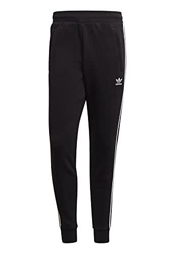adidas GN3458 3-Stripes Pant Pantaloni Sportivi Uomo Black XL