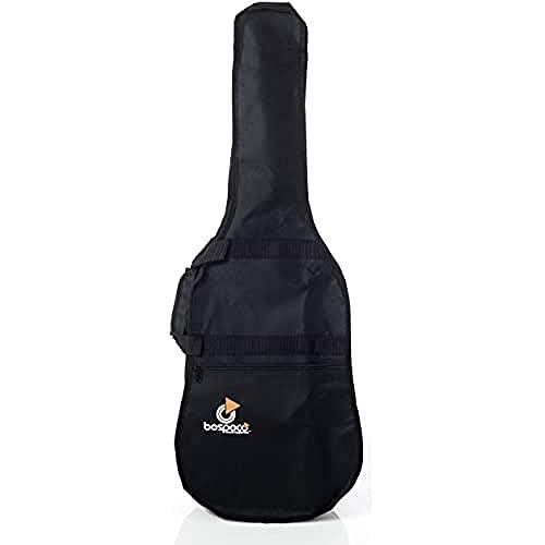 Bespeco BAG34CGT - Bolsa blanda para guitarra clásica 3/4