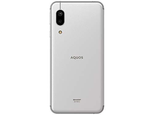 国内版SIMフリー SHARP AQUOS sense3 lite SH-RM12 シルバーホワイト
