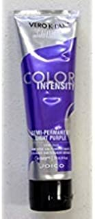 JOICO VERO K-PAK COLOR INTENSITY SEMI-PERMANENT LIGHT PURPLE 4oz by joico by Joico