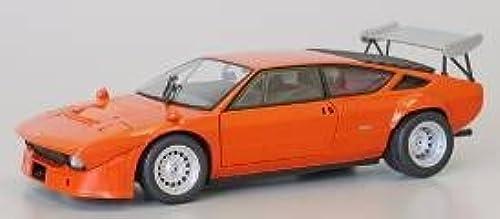 marcas de moda Lamborghini Urraco Rally w Rear Wing Wing Wing (naranja) (Diecast model) by Kyosho  ventas en línea de venta
