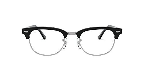 Preisvergleich Produktbild Ray-Ban Unisex-Erwachsene RX5154 Brillengestell,  Schwarz (Black)