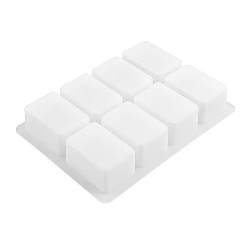 WENKAI DIY siliconen vorm, multifunctionele handgemaakte vaardigheden vorm zeep kaars keuken gieten bakken maken gietvorm accessoires