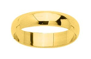 Amira–www.diamants-perles.com–fede–Matrimonio–Oro Giallo 750/1000–18kt–larghezza 4,5mm e In oro giallo 750/1000, 9, cod. RMDJ45JB-49