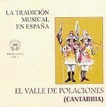 LA TRADICIÓN MUSICAL EN ESPAÑA Vol. 7-EL VALLE DE POLACIONES: VARIOS: Amazon.es: Música
