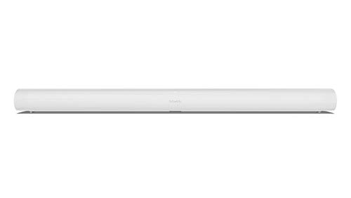 Produktbild von Sonos Arc Soundbar, weiß – Elegante Premium Soundbar für mitreißenden Kino Sound – Mit Dolby Atmos, Apple AirPlay 2, Alexa Sprachsteuerung & Google Assistant