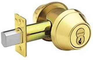 Schlage B250PD 605 Lock Deadlock, 5.875