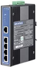 ADVANTECH (EKI-2525P-AE) 5-Port 10/100Mbps Unmanaged POE Ethernet Switch.