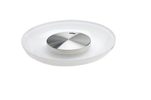 zilofresh 41150 Lufterfrischer XL inkl. Glasschale, weiß