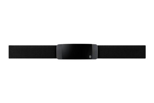 SAMSUNG EI-HH10NNBEG - Cinta pulsómetro Galaxy S4/I9500, Color Negro